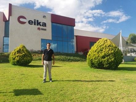 Entrevista a Xabier Olaizola, director gerente de Eika México