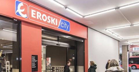 EROSKI adquiere 10 supermercados de Sabeko Banaketa en Bizkaia
