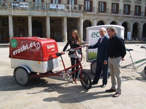 Eroski colabora con Vitoria-Gasteiz para desarrollar un plan green estructurado en la sostenibilidad
