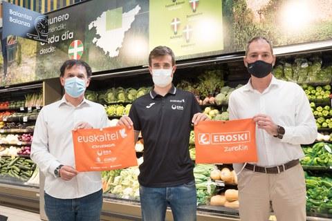 EROSKI firma un acuerdo de colaboración con la Fundación Euskadi