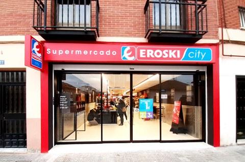 EROSKI inauguró 58 franquicias en 2019
