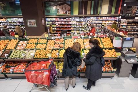 Eroski mejora sus ventas y eleva su cuota de mercado en 2020