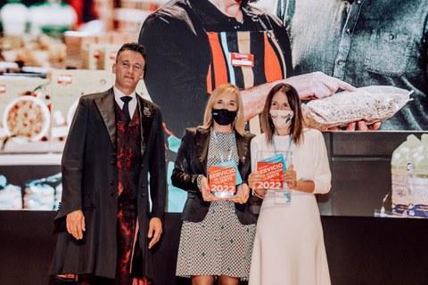 """Eroski recibe el premio """"Mejor servicio al cliente"""" por décimo año consecutivo"""