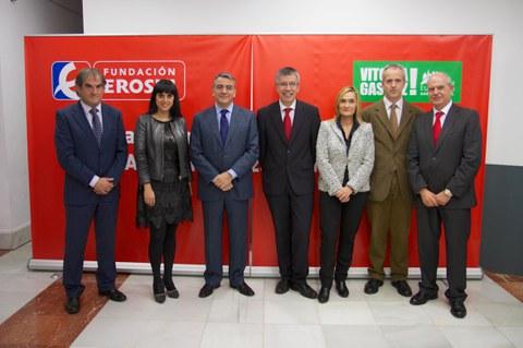Eroski reúne a 150 proveedores vascos en Vitoria