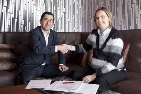 Eroski se incorpora al patronato de Basque Culinary Center
