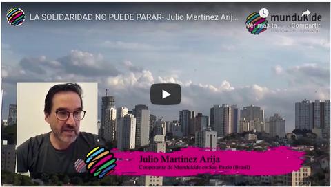 """""""Es muy difícil controlar 17.000 kilometros de calles que tiene Sao Paulo"""""""