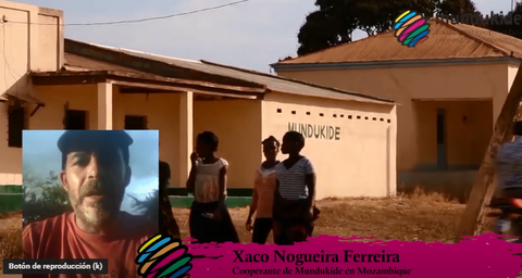 """""""Es muy difícil que los agricultores de Mozambique paren su actividad"""""""