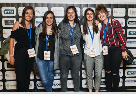 Éxito de las alumnas de Ingeniería de Diseño en los premios nacionales de Envase y Embalaje