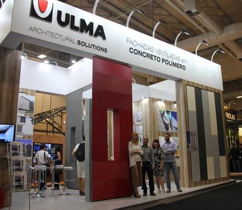 Fachadas Ventiladas ULMA ha presentado sus novedades en Brasil