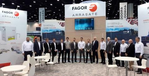Fagor Arrasate abrirá en Chicago una planta de servicio en 2020
