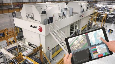 Fagor Arrasate invertirá 24 millones en proyectos de transformación digital