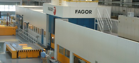 Fagor Arrasate pondrá en marcha una nueva servo-blanking-line en India