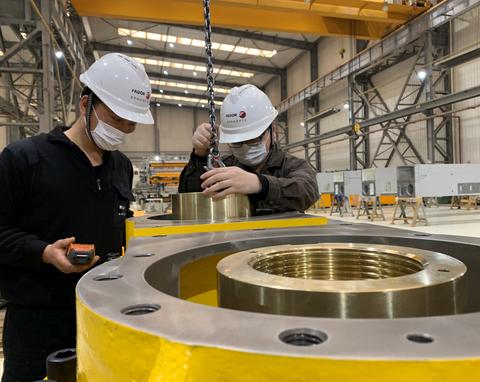 Fagor Arrasate reanuda las operaciones en sus dos plantas en China