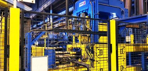 Fagor Arrasate suministra a SSAB una línea de corte longitudinal para aceros resistentes