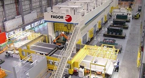 Fagor Arrasate suministra una nueva línea para la planta de Gonvarri en Eslovaquia
