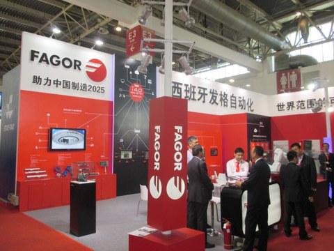Fagor Automation estima que las ventas en el mercado chino aumenten hasta el 150%
