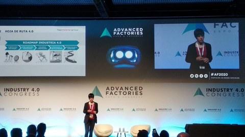 Fagor Ederlan, presente en el congreso Industry 4.0 celebrado en Barcelona