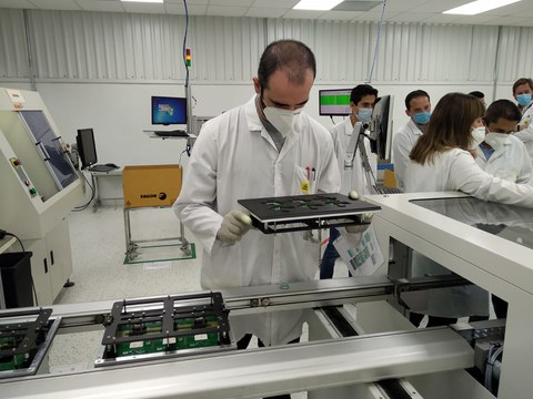 Fagor Electrónica inicia la producción en México