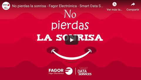"""Fagor Electrónica invita a """"no perder la sonrisa"""""""