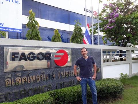 Fagor Electrónica, pionera en el sudeste asiático