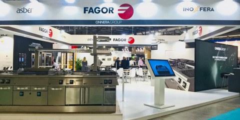 Fagor Industrial muestra las novedades en equipamiento hostelero en Host Milán 2017
