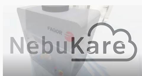 Fagor Industrial presenta Nebukare, la solución para la higienización de espacios y superficies