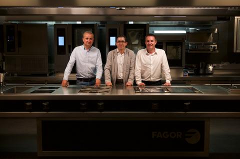 Fagor Industrial se incorpora al patronato de Basque Culinary Center