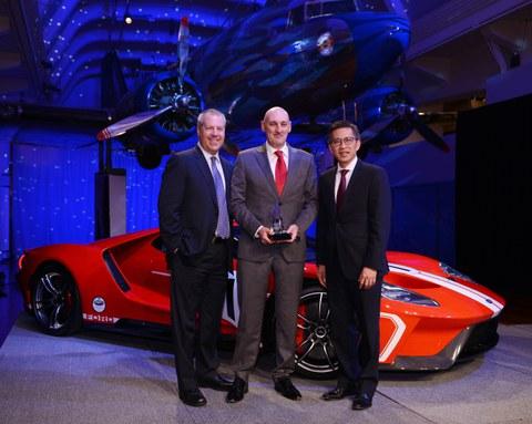 """Ford premia a Fagor Ederlan en la vigésima edición anual de los """"Premios Mundiales a la Excelencia"""""""