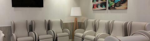 Gerodan ecodiseña una nueva colección de butacas, sillones y sillas para equipamiento geriátrico y sociosanitario