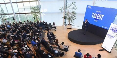 Gipuzkoa Talent reunirá en el Reale Arena de Donostia el talento con las principales empresas del territorio