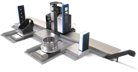 Goimek amplía su capacidad de mecanizado con una máquina multitasking Soraluce de última generación