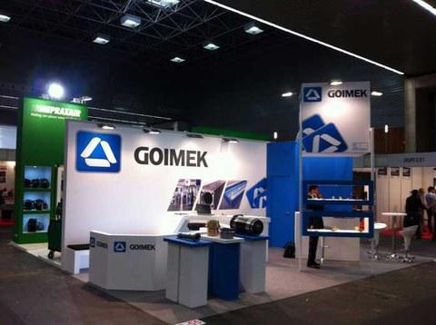 Goimek ha presentado sus soluciones totales de mecanizado en la Cumbre 2013