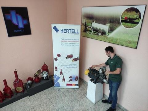 Hertell, cooperativismo vasco con presencia internacional desde los años 70