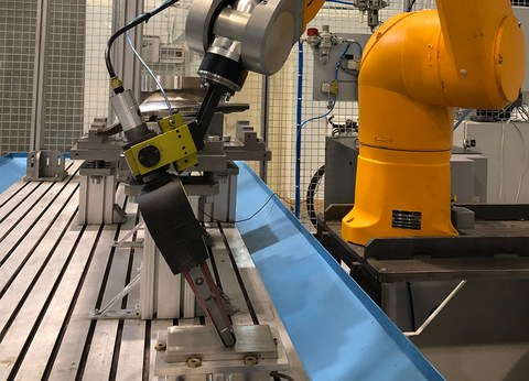 IDEKO colabora en el proyecto ARGRIND, que desarrolla una innovadora solución robótica