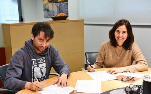 IDEKO firma un acuerdo de colaboración estratégico con el Grupo ALDAKIN