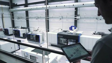IDEKO participa en el desarrollo de tecnologías digitales para optimizar la fabricación cero defectos