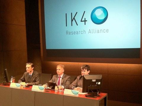 IK4 obtiene unos ingresos de 108 M€ basados en proyectos de I+D+i con las empresas