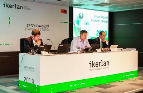 IKERLAN crece un 5,5% en 2018 gracias al impulso de la facturación con empresas