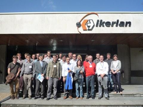 IKERLAN-IK4 lidera un proyecto para integrar todos los sistemas de control en una única plataforma