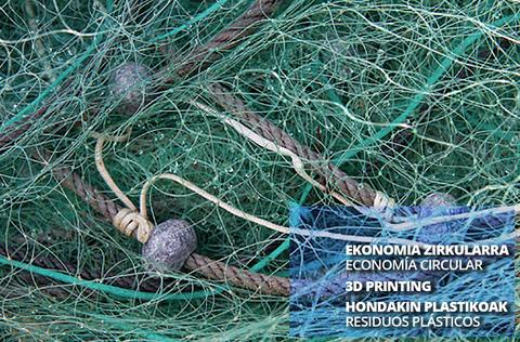 Leartiker y Azaro Fundazioa lideran un proyecto para convertir residuos plásticos en productos sostenibles