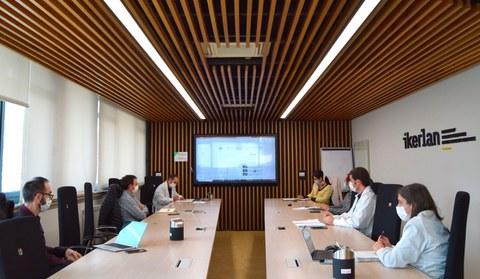 IKERLAN y Mondragon Unibertsitatea crean un equipo tractor para reforzar su colaboración estratégica