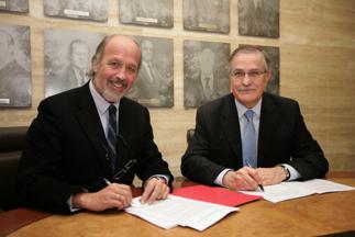 IMQ y MONDRAGON Health firman un convenio para promover la investigación en el ámbito de la salud y los servicios sanitarios
