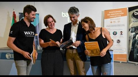 Iniciativa para mejorar la empleabilidad de los deportistas vascos
