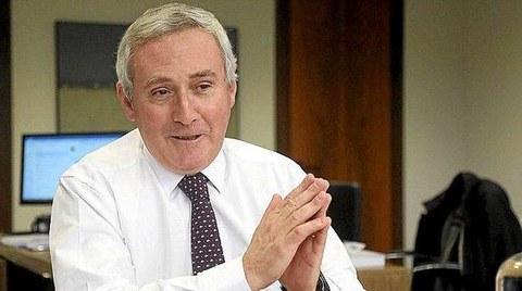 Iñigo Ucín, presidente de Corporación MONDRAGON.
