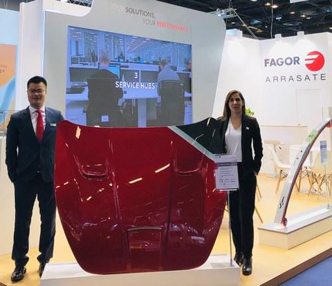 Innovación en el proceso de producción de capós deportivos para Maserati