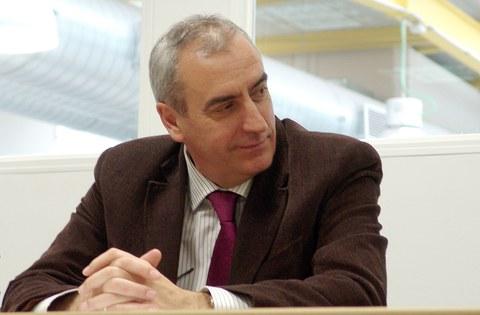 Iosu Zabala será rector de Mondragón Unibertsitatea por otros cuatro años