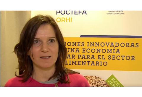 """Iratxe Acha: """"Hemos identificado soluciones diferenciales en el sector agroalimentario"""""""