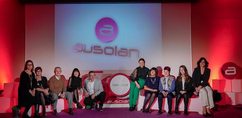 Iruñea, punto final al 50 aniversario de Ausolan
