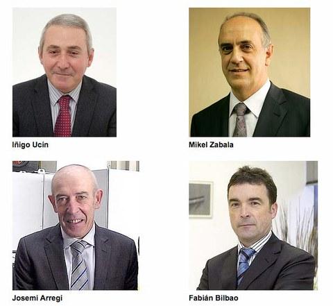 Nuevos nombramientos en Corporación MONDRAGON