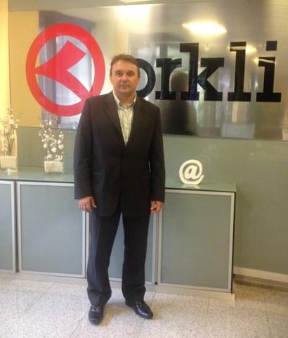 Javier Cazalla, nombrado nuevo director de Prescripción en Orkli